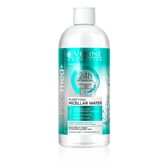 Miceller Water Purifying